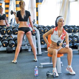 Фитнес-клубы Пласта