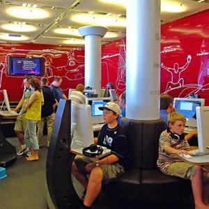 Интернет-кафе Пласта