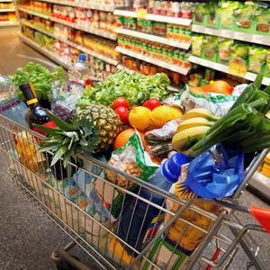 Магазины продуктов Пласта