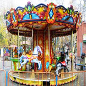 Парки культуры и отдыха Пласта