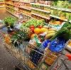 Магазины продуктов в Пласте