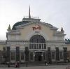 Железнодорожные вокзалы в Пласте
