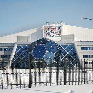 Спортивные комплексы Пласта
