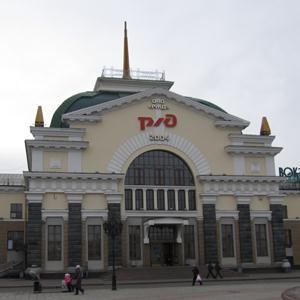Железнодорожные вокзалы Пласта
